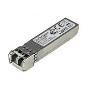 StarTech.com Módulo Transceptor de Fibra SFP+ 10GBase-SR, Mini GBIC, Multimodo LC, 300m, DDM, para Cisco SFP-10G-SR-X
