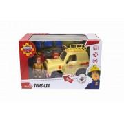 Pompierul Sam - Set Vehicul Off-Road 4x4