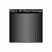 50 Pcs Zte Axon 7 0.26mm 9h Dureza Superficial 2.5d A Prueba De Explosion Tempered Glass Screen Film, Sin Paquete Al Por Menor