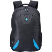 HP 15.6 inch Expandable Laptop Backpack (Black) 30 L Backpack(Blue, Black)