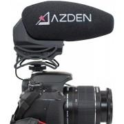 AZDEN Microfone SMX-30 Vídeo Mono/Estéreo