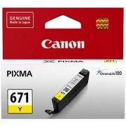 CANON CLI671 INK CARTRIDGE YELLOW