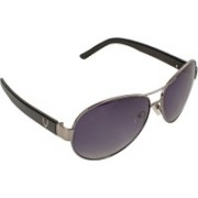 Hidesign Aviator Sunglasses(Grey)