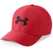 Under Armour Kšiltovka Men's Blitzing 3.0 Cap Red - Under Armour