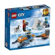 LEGO City, Echipa arctica de explorare 60191