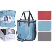 Chladící taška 18 L modrá