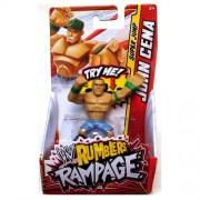 Mattel John Cena (Green - Jump) WWE Rumblers Rampage Toy Wrestling Action Figure