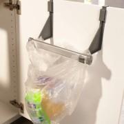 Suport saci gunoi pentru usa dulap bucatarie