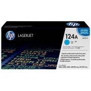 0 HP Q6001A C Cyan Lasertoner, Original