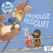 Peter Rabbit Animation: Treehouse Rescue!, Paperback