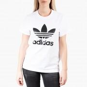 Tricou pentru femei adidas Originals Boyfriend Trefoil DX2322