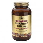 Vitamina C Masticable 500mg - 90 tabs