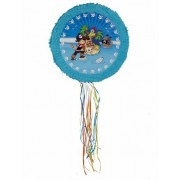 Piñata clásico Pirata 50 cm Única