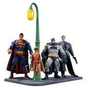 Dark Knight Returns 30th Anniversary Superman and Batman Action Figure 2-Pack