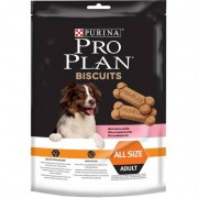 Purina Pro Plan Biscuits Salmon & Rice 400 g