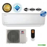 Aparat aer conditionat GREE BORA GWH09AAB Eco inverter A4 Silver 9000 BTU, Clasa A++, WI-FI, Kit pentru instalare inclus