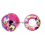 Set colac si minge plaja Disney Minnie si Daisy