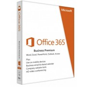 Microsoft Office 365 Business Premium Open Shared Server Single Subscriptions-Volume License OLP 1 License No Level Qualified Annual