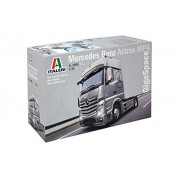 Italeri 1: 24 Mercedes Benz Actros Mp4 3905 Gigas Pace Vehicle