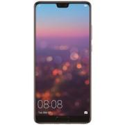 "Telefon Mobil Huawei P20, Procesor Octa-Core 2.36/1.8 GHz, Capacitive touchscreen 5.8"", 4GB RAM, 128GB Flash, Camera Duala 12+20MP, Wi-Fi, 4G, Single SIM, Android (Roz) + Cartela SIM Orange PrePay, 6 euro credit, 6 GB internet 4G, 2,000 minute nationale s"