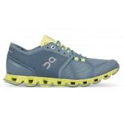 On Cloud X W - scarpe running neutre - dna - Niagara/Lime
