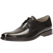 Clarks Men's Amieson Walk Black Leather Formal Shoes - 10.5 UK/India (45 EU)