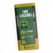"""Café Liégeois Coffee capsules Café Liégeois """"Magnifico"""", 10 pcs."""