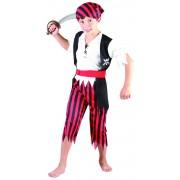 Vegaoo Pirat - utklädnad barn 104/116 (4-6 år)