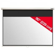 Екран - Acer M90-W01MG Projection Screen 90 (16:9) Wall & Ceiling Gray Manual - MC.JBG11.001