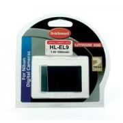 Hahnel HL-EL9 Battery for Nikon Digital Camera Ioni di Litio 1000mAh 7.4V batteria ricaricabile