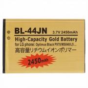 LG BL-44JN Усилена Батерия 2450mAh