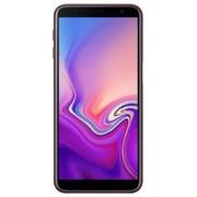 "Telefon Mobil Samsung Galaxy J6 Plus (2018), Procesor Quad-Core 1.6GHz, IPS Capacitive touchscreen 6"", 3GB RAM, 32GB Flash, Dual 13+5MP, Wi-Fi, 4G, Dual Sim, Android (Rosu) + Cartela SIM Orange PrePay, 6 euro credit, 6 GB internet 4G, 2,000 minute nationa"