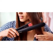 Преса за коса PHILIPS BHS376/00, 6 настройки на температурата, За лесно и бързо оформяне