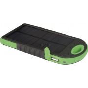 Încărcător solar și acumulator extern portabil Velleman PCMP32, 5000 mAh