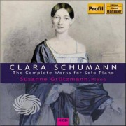 Video Delta Schumann,C. - Complete Works For Piano - CD