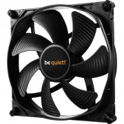 Ventilator za PC kućište BeQuiet Silent Wings 3 PWM High-Speed Crna (Š x V x d) 140 x 140 x 25 mm