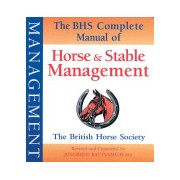 BHS Complete Manual of Horse and Stable Management (Auty Islay)(Paperback) (9781905693184)