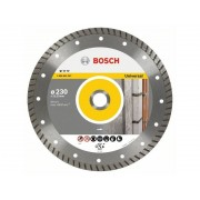 Disc diamantat Bosch Standard for Universal Turbo 115mm