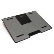 Cooler Laptop NotePal Color Infinite, pana la 17.0 inch, Negru/Argintiu