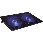 """Cooler Laptop Tracer Tornado, 17"""", Negru/Violet"""