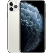 Apple iPhone 11 Pro Max Smartphone (16,5 cm/6,5 Zoll, 256 GB Speicherplatz, 12 MP Kamera), Silber