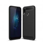 Carcasa TECH-PROTECT TPUCARBON Huawei P20 Lite Black