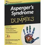 Asperger's Syndrome for Dummies UK Edition, Paperback/Georgina Gomez de la Cuesta