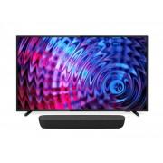 Philips Sparset LED Smart TV 32 Zoll + Panasonic 2.0 Soundbar
