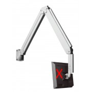 B-Tech BT 7592 Articulating Wall Arm Hospital Mount - TV NOT Included