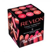 Revlon Super Lustrous Creme tonalità 205 Champagne On Ice confezione regalo rossetto + rossetto 430 + rossetto 457 + rossetto 460 + rossetto 477 + rossetto 535 + rossetto 740 + rossetto 805 + rossetto 825 donna