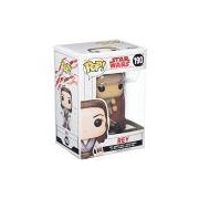 Boneco Funko Pop Star Wars The Last Jedi - Rey Funko Pop Na