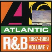 Video Delta Atlantic Rhythm & Blues - Vol. 7-(1969-1972) - CD