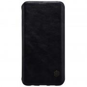 Husa Book Nillkin Qin Samsung Galaxy S6 Edge Negru