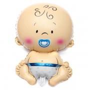 Balon folie Bebelus Urias